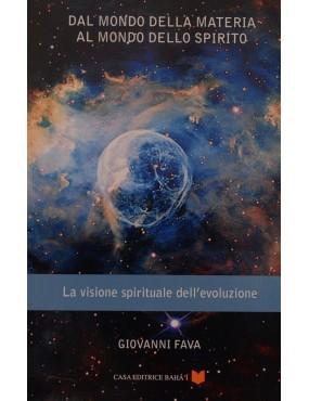 libro bahá'í Dal mondo della materia al mondo dello spirito