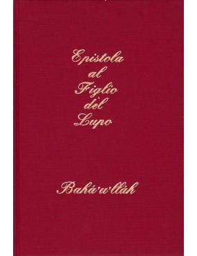 libro bahá'í Epistola al figlio del Lupo