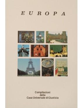 libro bahá'í Europa