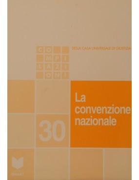 libro bahá'í La convenzione nazionale