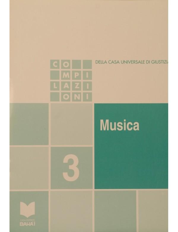 libro bahá'í Musica