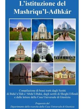 libro bahá'í L'istituzione del Mahriqu'l-Adhkár