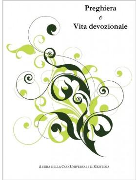 libro bahá'í Preghiera e vita devozionale