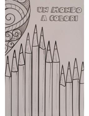 libro bahá'í Un mondo a colori - Album da colorare