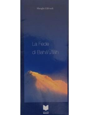 libro bahá'í La Fede di Bahá'u'lláh