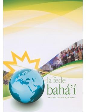 libro bahá'í La Fede bahá'í, una religione mondiale. Opuscolo