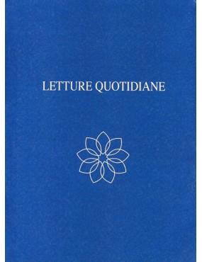 libro bahá'í Letture quotidiane