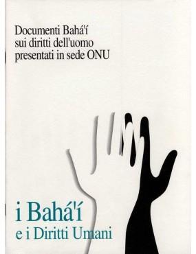 libro bahá'í I bahá'í e i diritti umani