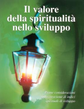 libro bahá'í Il valore della spiritualità nello sviluppo