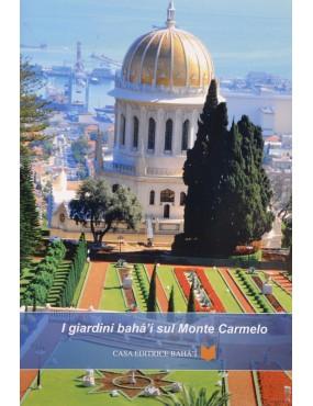 libro bahá'í I giardini bahá'í sul Monte Carmelo