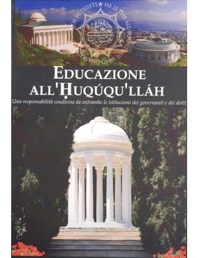 libro bahá'í Educazione all'Ḥuqúqu'lláh