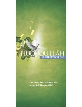 libro bahá'í Breve introduzione all'Ḥuqúqu'lláh. Brochure