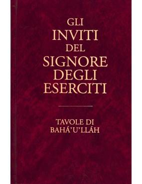 libro bahá'í Gli inviti del Signore degli eserciti