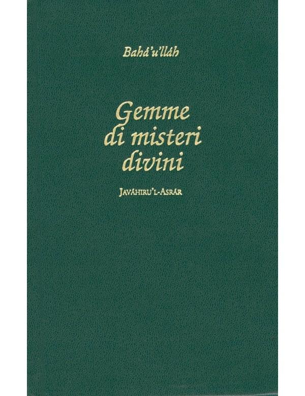 libro bahá'í Gemme di misteri divini
