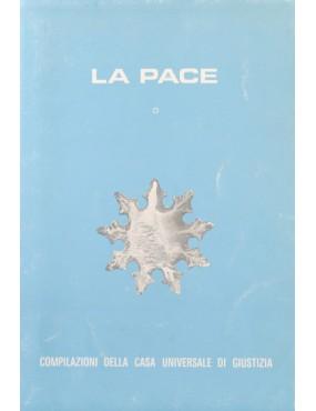 libro bahá'í La pace