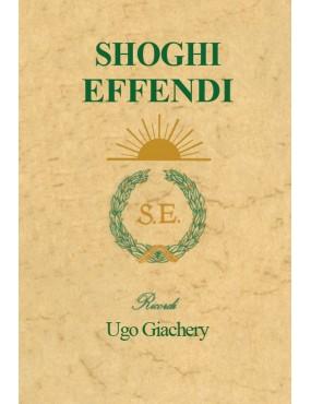 libro bahá'í Shoghi Effendi: ricordi