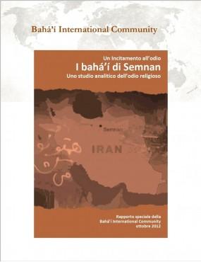 libro bahá'í Un incitamento all'odio: il caso di Semnan