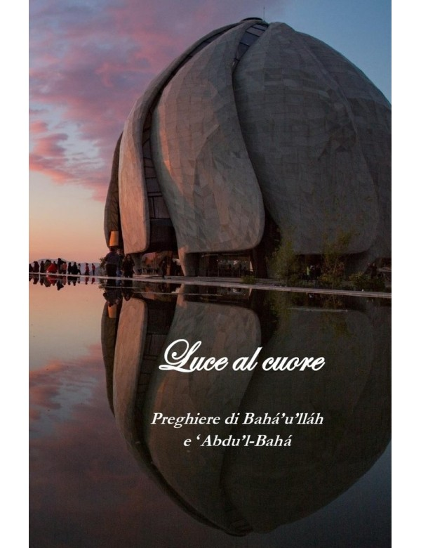 libro bahá'í Luce al cuore
