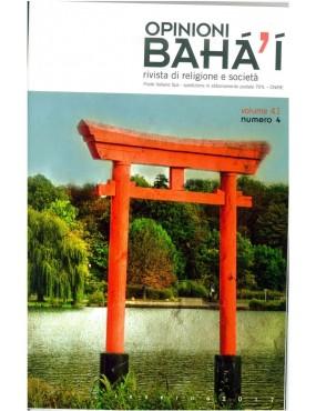 libro bahá'í Opinioni bahá'í 2017 inverno