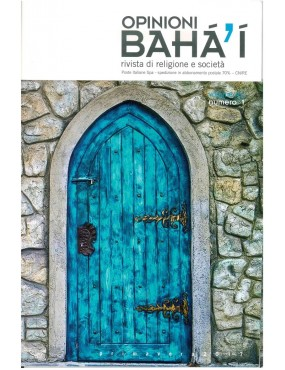 libro bahá'í Opinioni bahá'í 2017 primavera