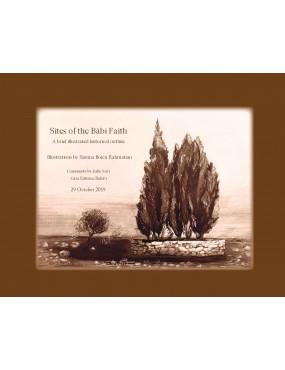 libro bahá'í Sites of the Bábí Faith